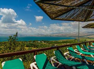 Ramot Resort Hotel, Galilee