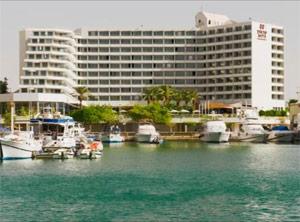 Herods Palace Hotel Eilat